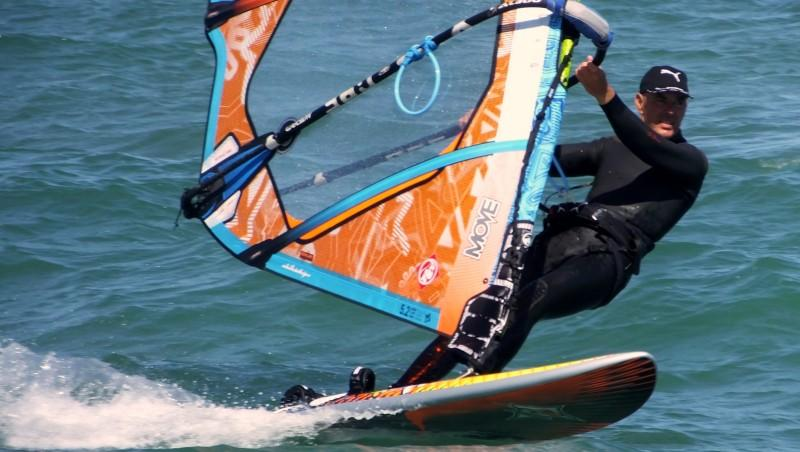 Wind report Saint-Cyprien - La Nord - France (66) 2015-05-18 12:00:00