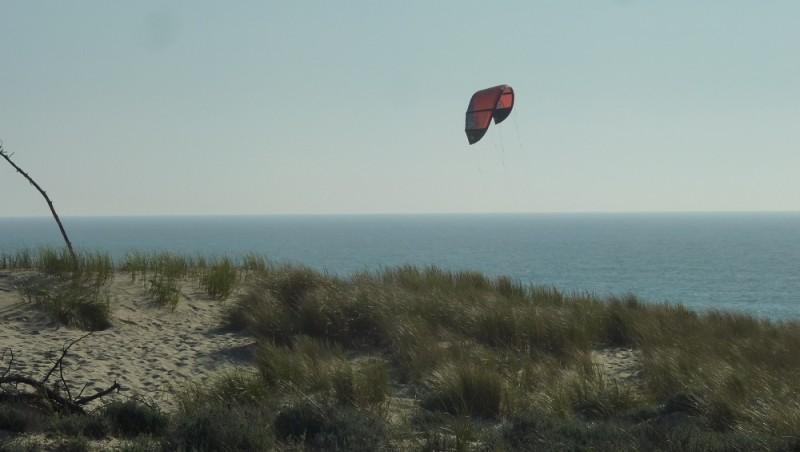 Wind report Le Porge - France (33) 2015-05-24 16:00:00