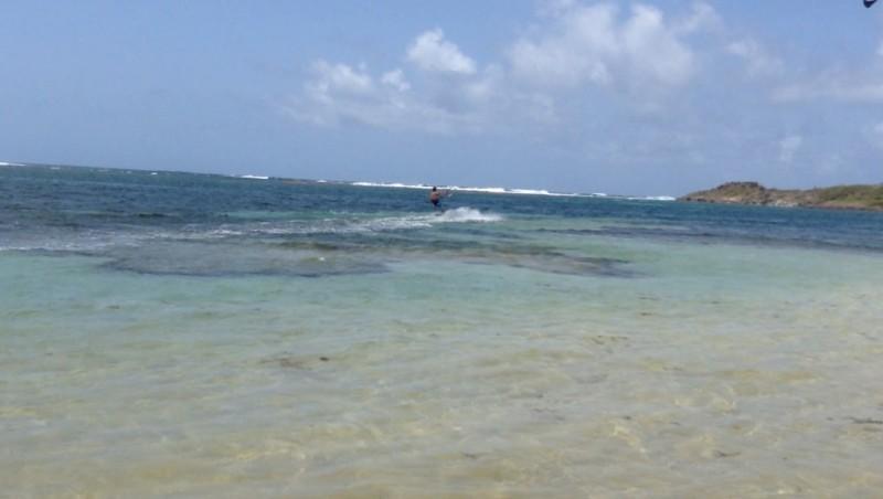 Wind report Cap Chevalier - Martinique (MQ) 2015-06-02 10:00:00