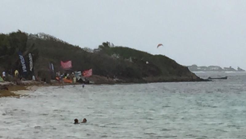 Wind report Cap Chevalier - Martinique (MQ) 2015-06-07 09:00:00