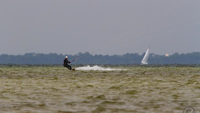 Wind report Navarrosse - France (40) 2015-06-14 14:00:00