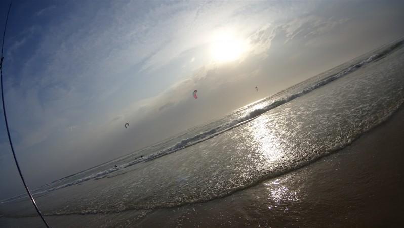 Wind report Biscarrosse Plage - France (40) 2015-07-01 18:00:00
