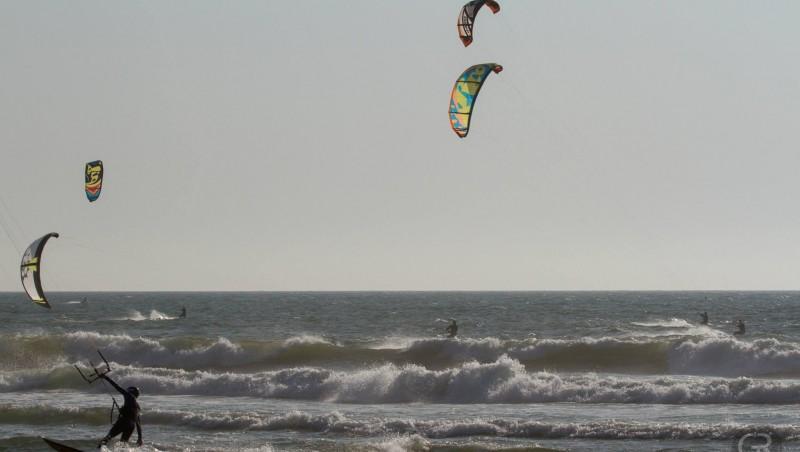 Wind report Le Porge - France (33) 2015-07-15 18:00:00