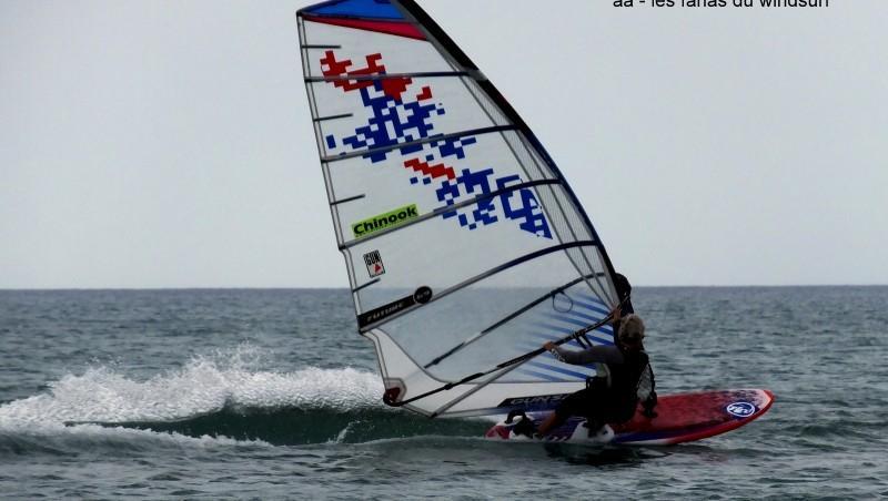 Wind report Port-la-Nouvelle - France (11) 2015-07-19 12:00:00