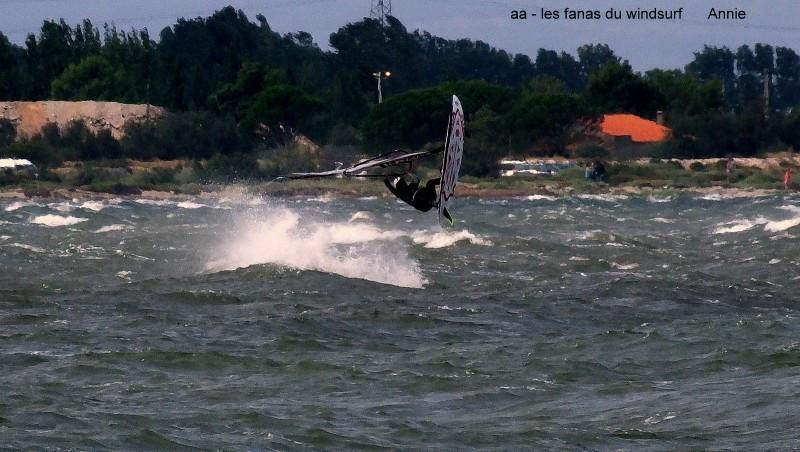 Wind report Le Barcarès - Cap Coudalère  - France (66) 2015-07-25 12:00:00