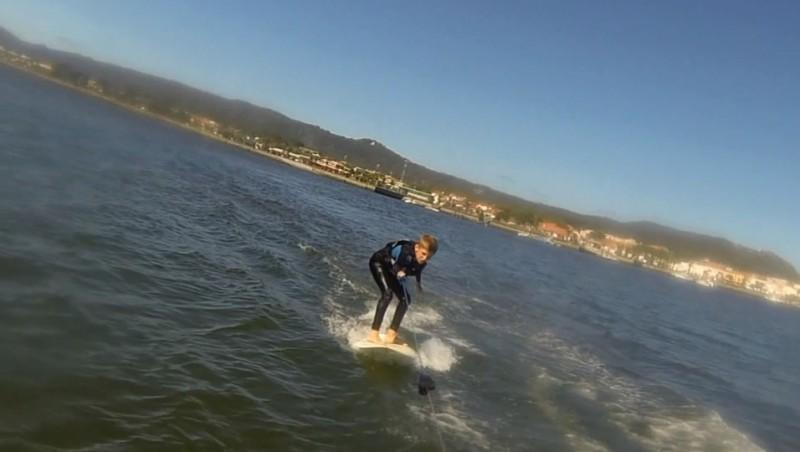 Wind report Praia de Suave Mar - Portugal (PT) 2015-07-28 15:00:00