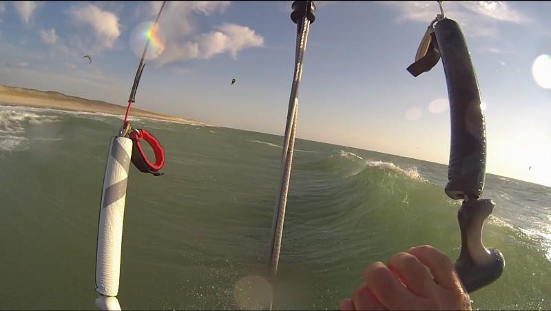 Wind report Le Porge - France (33) 2015-07-30 18:00:00