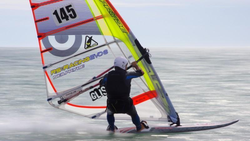 Wind report Leucate - La Franqui - France (11) 2015-08-15 12:00:00