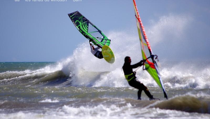 Wind report Port-la-Nouvelle - Vieille Nouvelle - France (11) 2015-08-24 12:00:00
