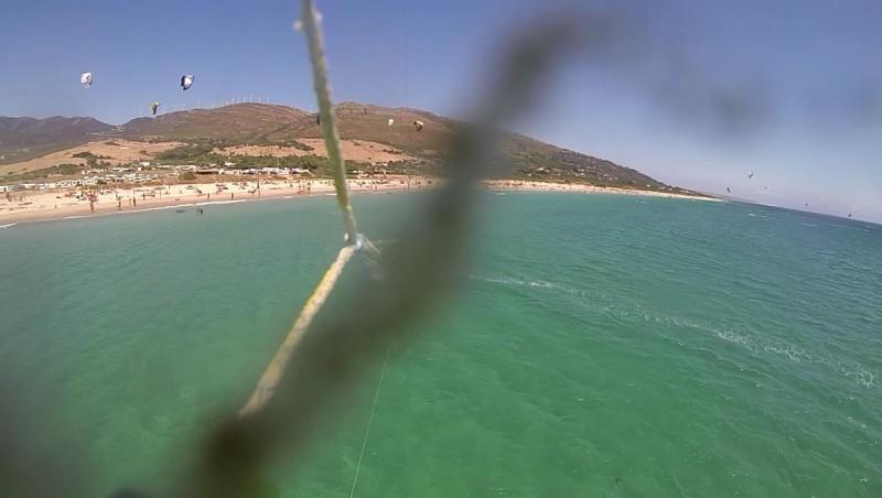 Wind report Tarifa - Valdévarquero - Espagne (ES) 2015-08-26 14:00:00