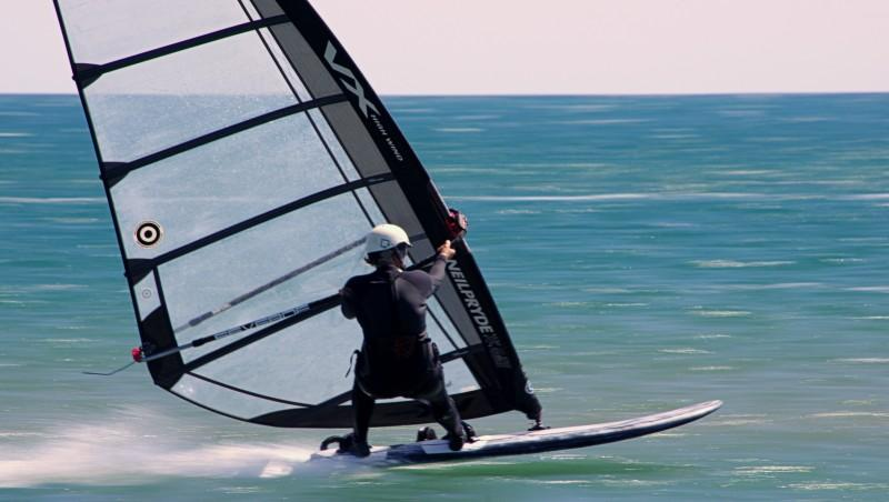 Wind report Port-la-Nouvelle - France (11) 2015-09-06 12:00:00