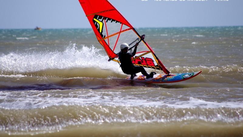 Wind report Port-la-Nouvelle - Vieille Nouvelle - France (11) 2015-09-14 12:00:00