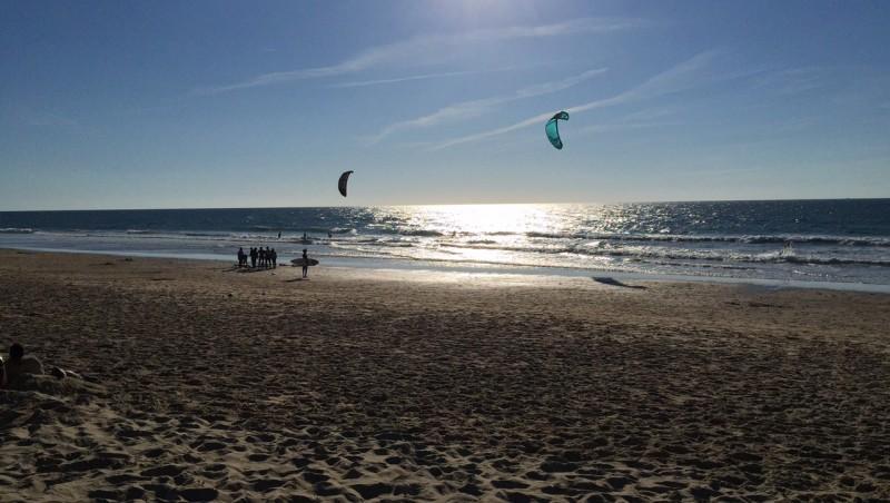 Wind report Lacanau Océan - La Nord - France (33) 2015-09-20 16:00:00