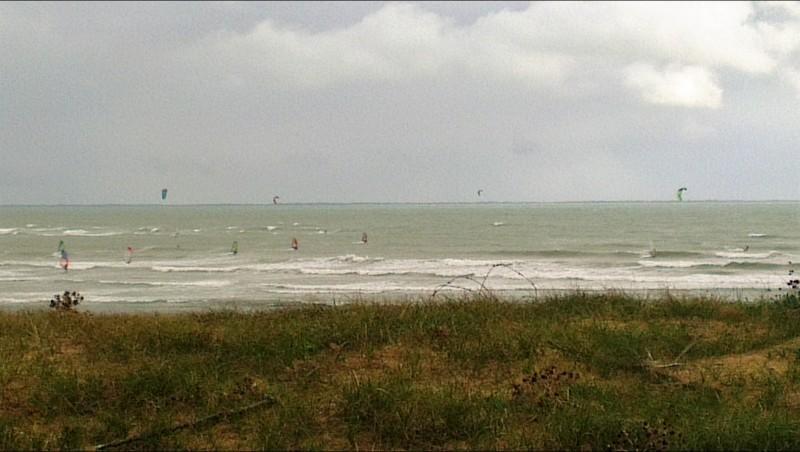 Wind report Le Petit Gouillaud - France (17) 2015-09-22 18:00:00