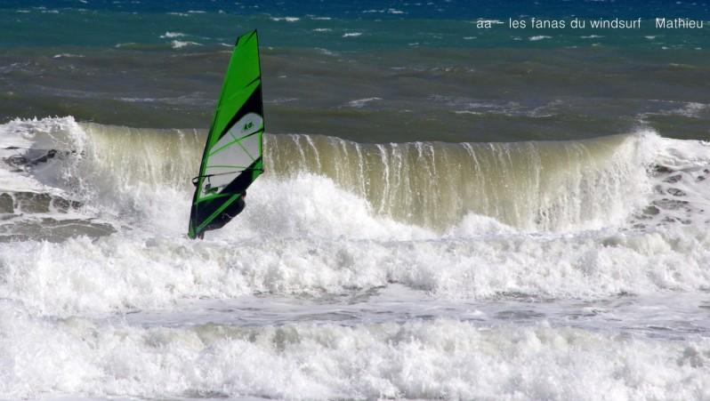 Wind report Canet-Plage - France (66) 2015-10-01 12:00:00