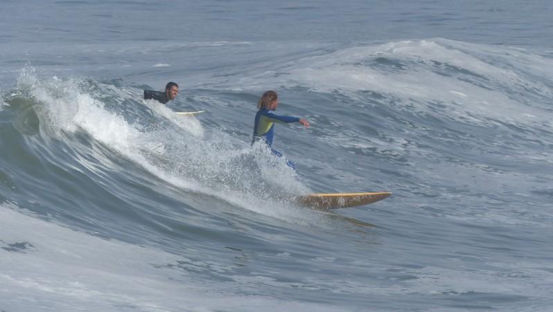 Surf report La Bobine - Maroc (MA) 2015-10-07 12:00:00