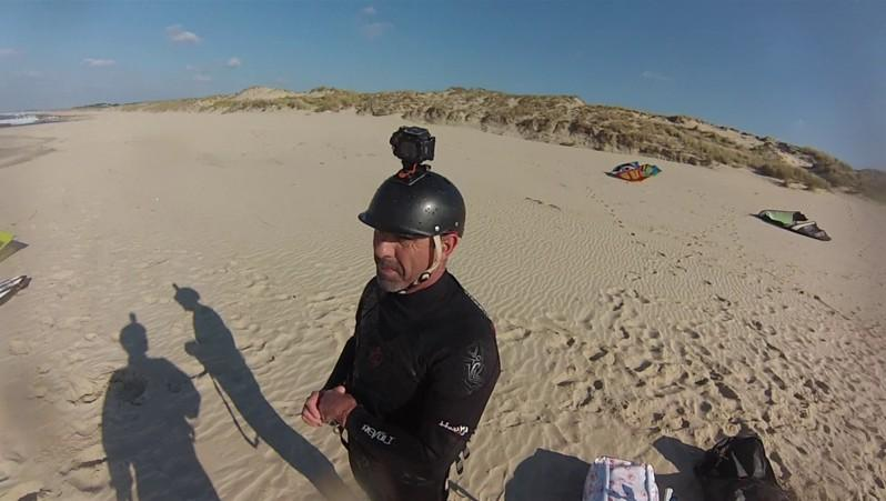 Wind report Soulac sur Mer - France (33) 2015-10-14 12:00:00