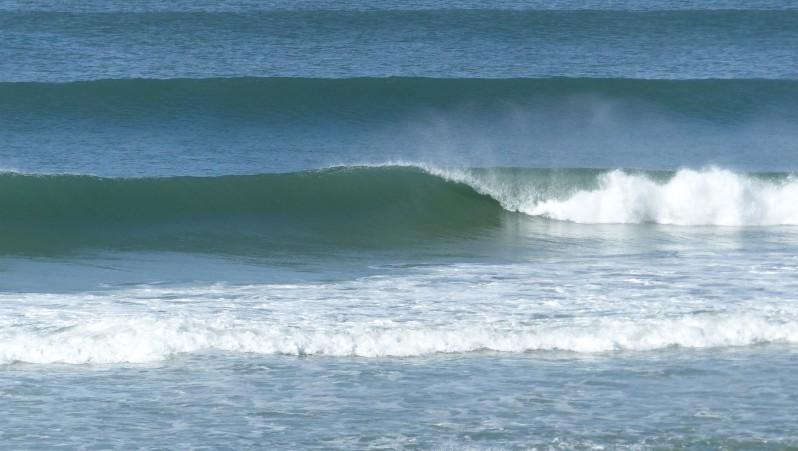 Surf report Contis Plage - France (40) 2015-10-16 12:00:00