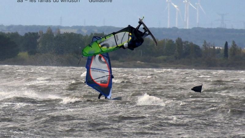 Wind report Le Barcarès - La Coudalère - France (66) 2015-10-22 17:00:00