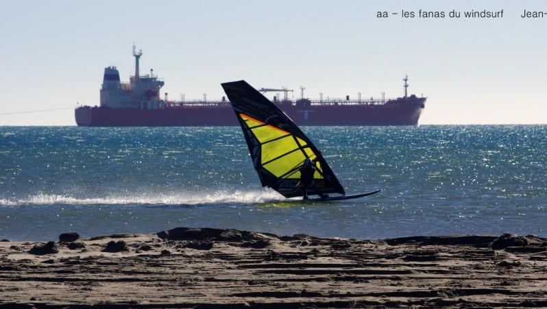 Wind report Port-la-Nouvelle - Plage Nord - France (11) 2015-10-23 14:00:00