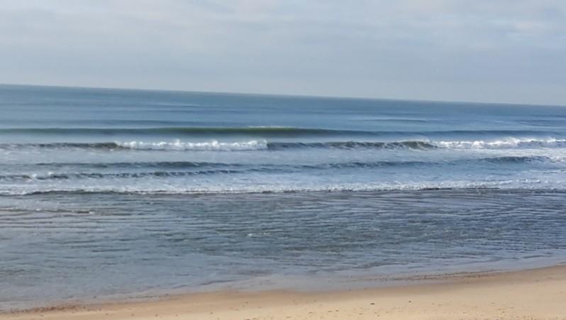 Surf report Le Gurp - France (33) 2015-10-23 16:00:00