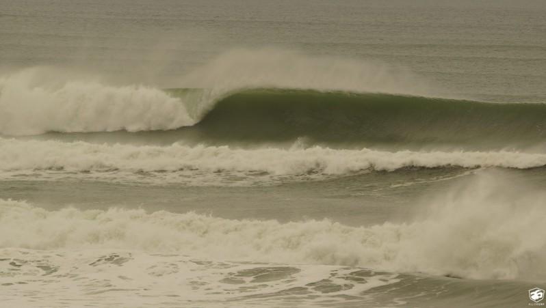 Surf report Le Pin Sec - France (33) 2015-10-23 15:00:00