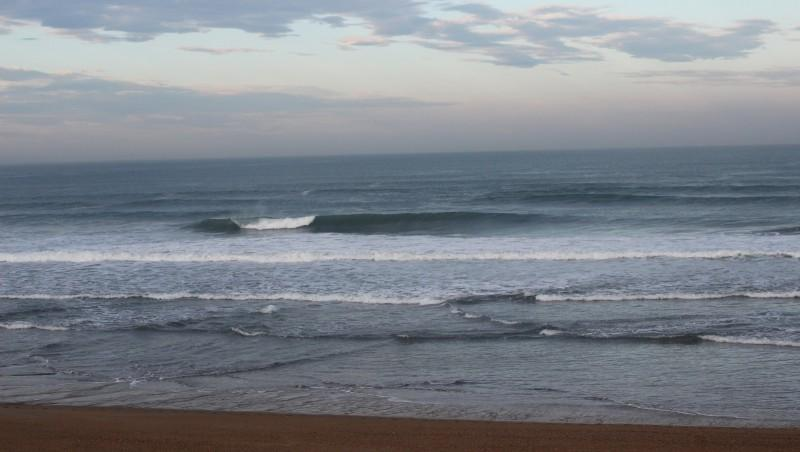Surf report Anglet Sables d'Or - France (64) 2015-10-26 09:00:00