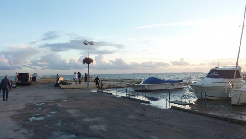 Surf report Andernos - Le Betey - France (33) 2015-10-28 19:00:00