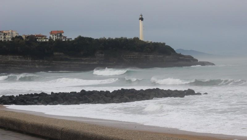 Surf report Anglet Surf Club - France (64) 2015-10-29 09:00:00