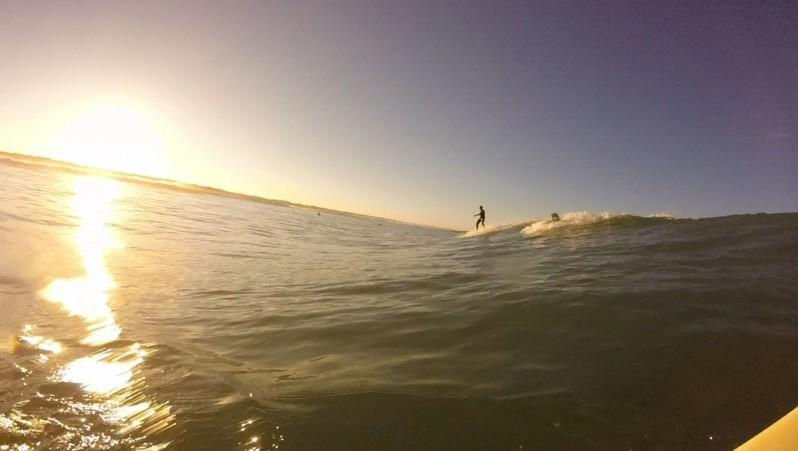 Surf report Quiberon - Port Bara - France (56) 2015-11-01 09:00:00