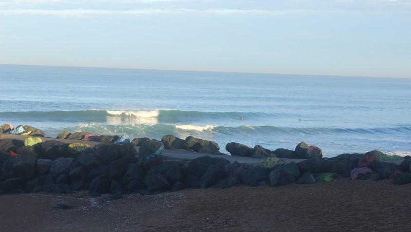 Surf report Anglet VVF - France (64) 2015-11-06 09:00:00
