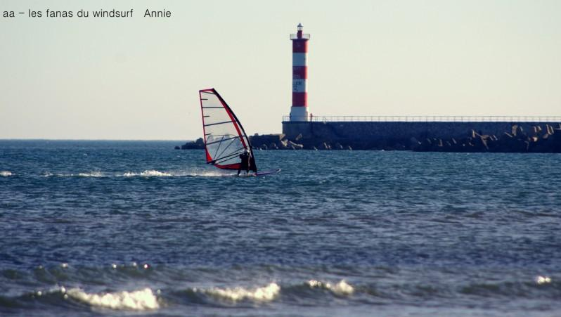 Wind report Port-la-Nouvelle - Plage Nord - France (11) 2015-11-09 18:00:00