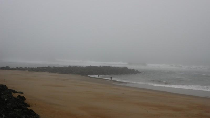 Surf report Anglet Surf Club - France (64) 2015-11-10 09:00:00