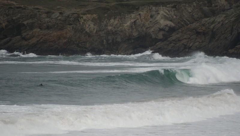 Surf report Quiberon - Port Bara - France (56) 2015-11-11 08:00:00
