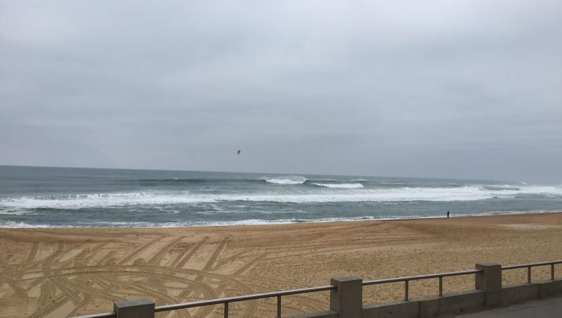 Surf report Hossegor - La Nord - France (40) 2015-11-12 12:00:00