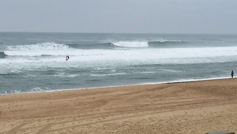 Surf report Hossegor - La Nord - France (40) 2015-11-12 12:00:00
