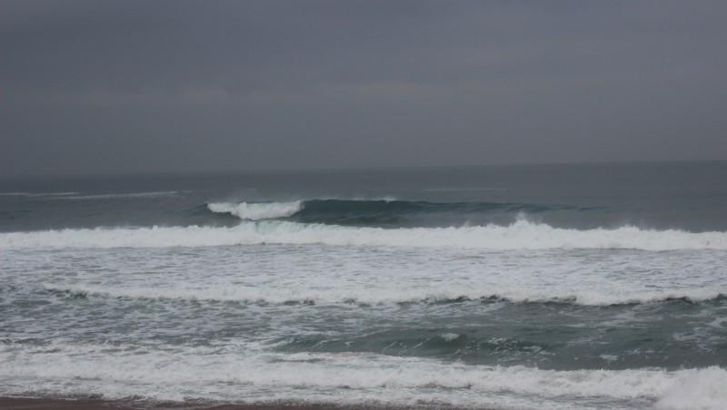 Surf report Anglet Surf Club - France (64) 2015-11-13 09:00:00