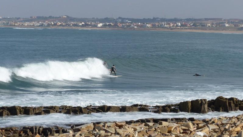Surf report La Bobine - Maroc (MA) 2015-11-16 11:00:00
