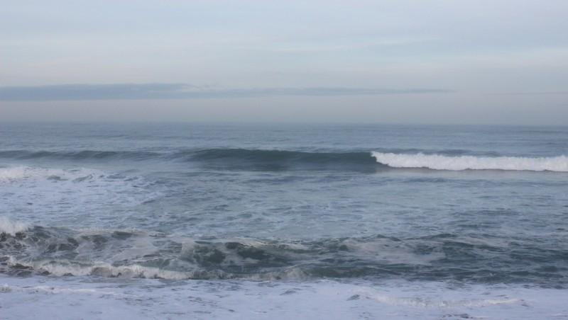 Surf report Anglet Sables d'Or - France (64) 2015-11-17 09:00:00