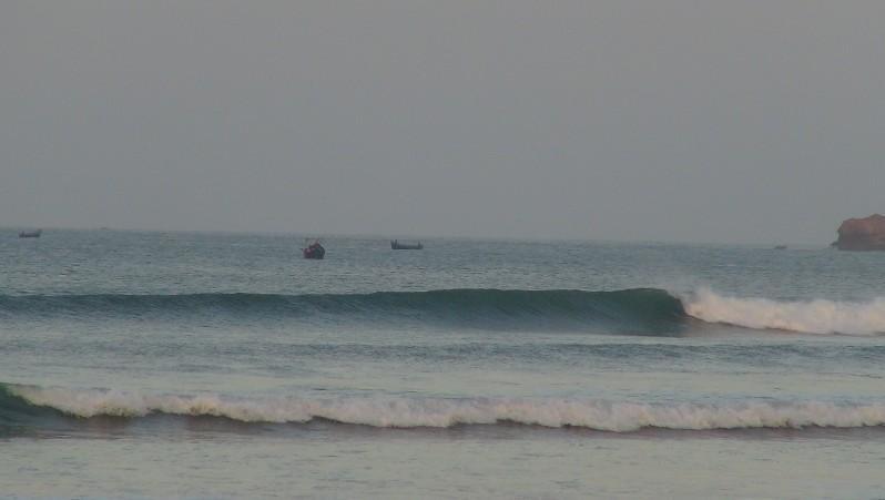 Surf report Essaouira - Maroc (MA) 2015-11-17 16:00:00