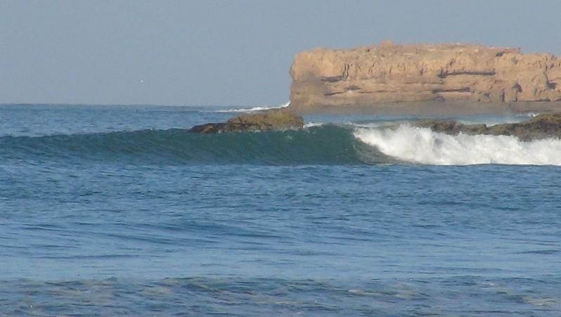 Surf report Essaouira - Maroc (MA) 2015-11-18 12:00:00