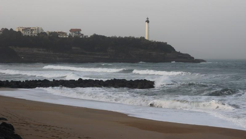Surf report Anglet Surf Club - France (64) 2015-11-20 09:00:00