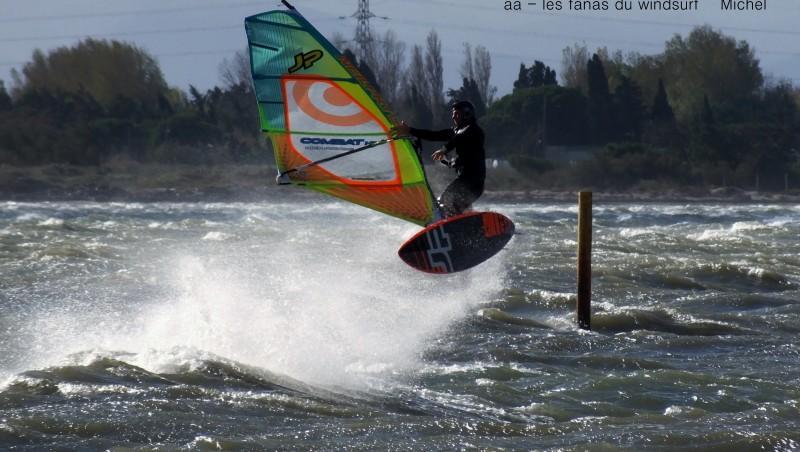 Wind report Le Barcarès - Cap Coudalère  - France (66) 2015-11-21 17:00:00