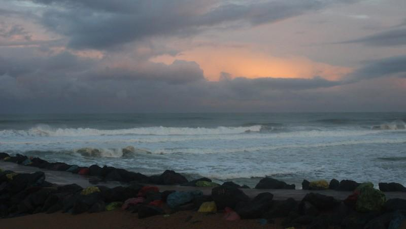 Surf report Anglet Sables d'Or - France (64) 2015-11-22 09:00:00