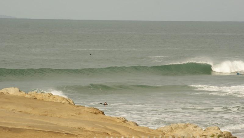 Surf report Quiberon - Port Rhu - France (56) 2015-11-22 08:00:00