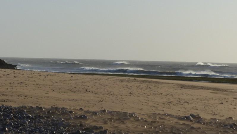 Wind report Sidi Kaouki - L'Oued - Maroc (MA) 2015-11-22 14:00:00