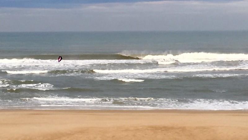 Surf report Seignosse - Les Estagnots - France (40) 2015-11-23 09:00:00