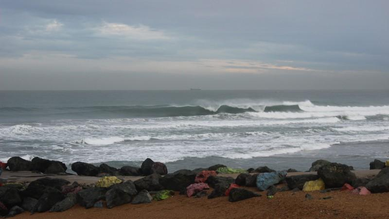 Surf report Anglet Sables d'Or - France (64) 2015-11-23 09:00:00