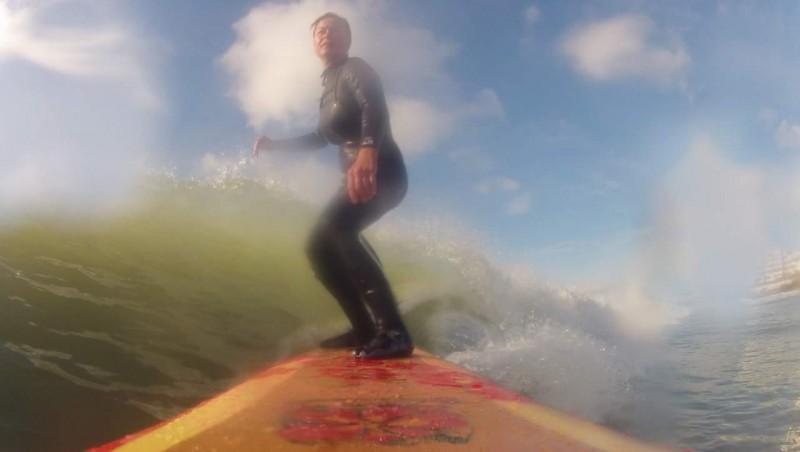 Surf report St Gilles-Croix-de-Vie - France (85) 2015-11-23 13:00:00