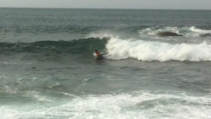 Surf report Penfoul - France (29) 2015-10-21 13:00:00